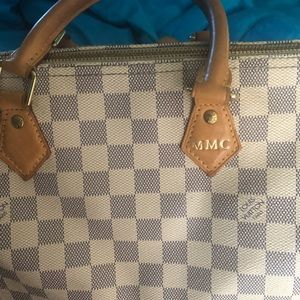 Louis Vuitton Bags - Speedy bandolier 30